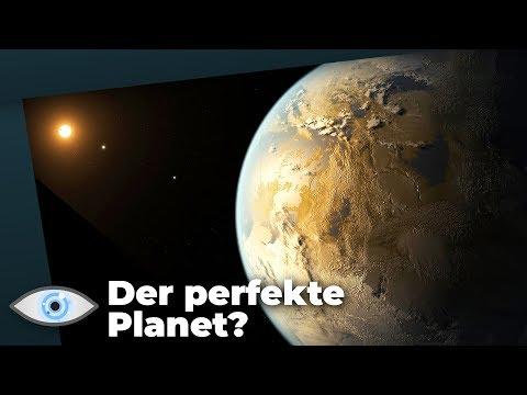 Außerirdisches Leben: Gibt es bessere Planeten zum Leben als die Erde?