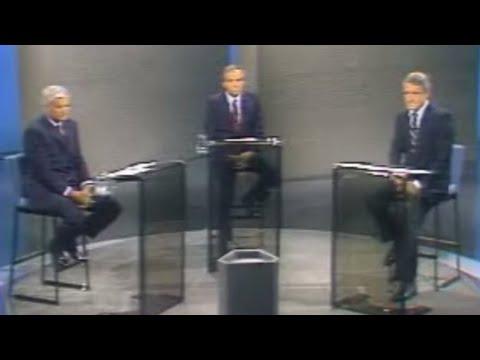 1984 Canadian Federal Election Debate
