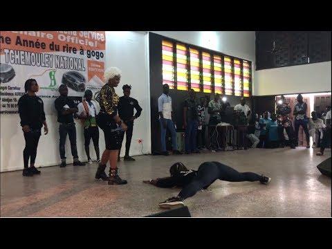 VITALE ENFLAMME LE PALAIS D'ABOBO BAOULE