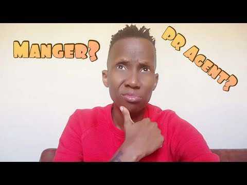 Difference between a Manger and PR person in SOUTH African | Youtuber