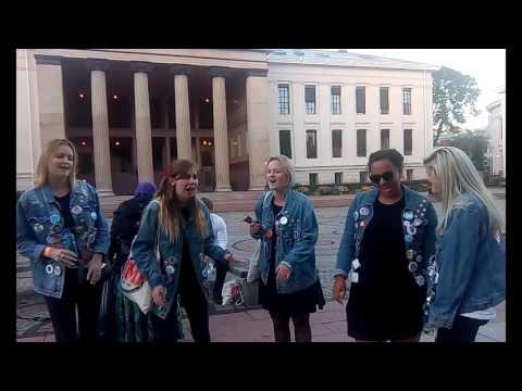 """Raff Channel - """"Living in Norway"""": meeting """"Oslo Medisinske Pikekor"""" (August 2016)"""