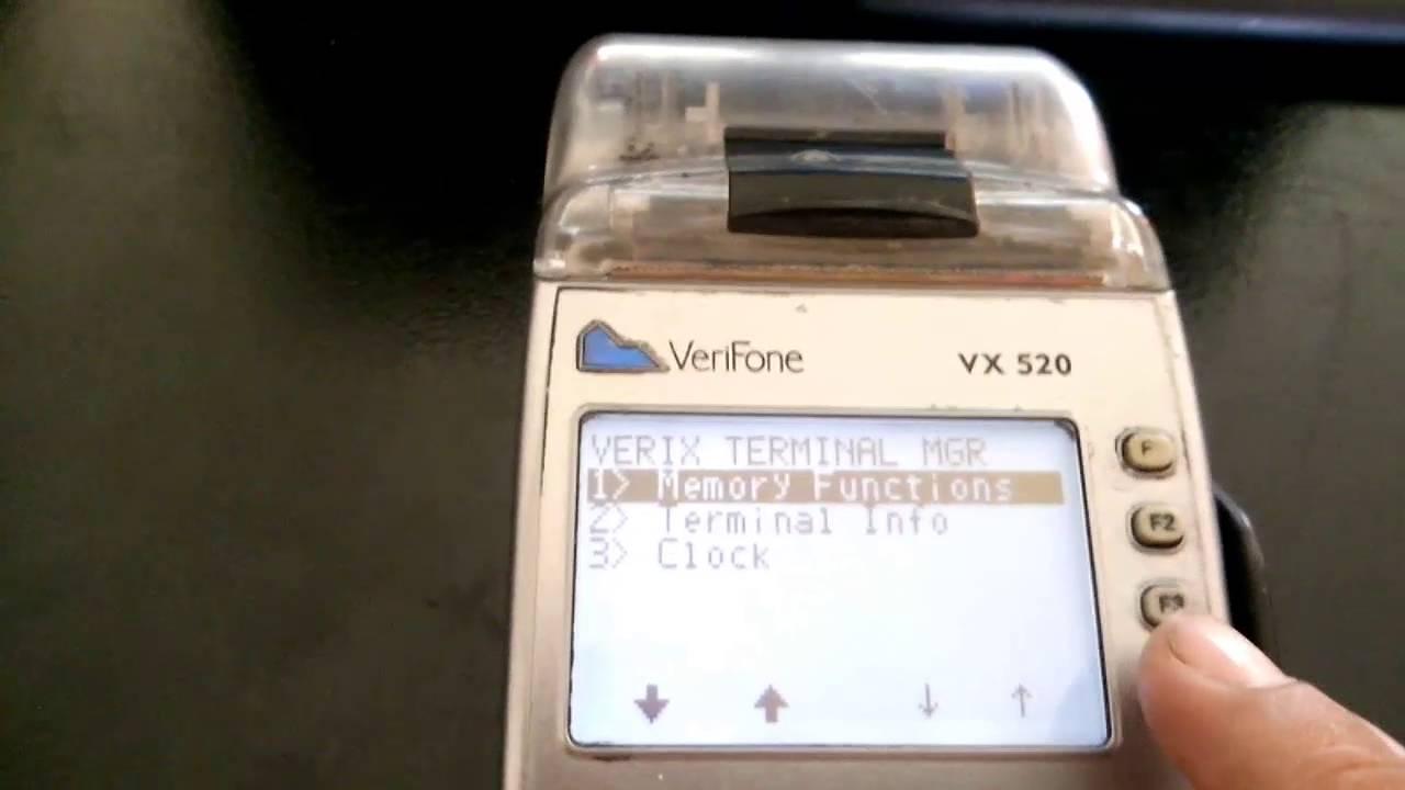 COMO REMOVER TAMPER VX520