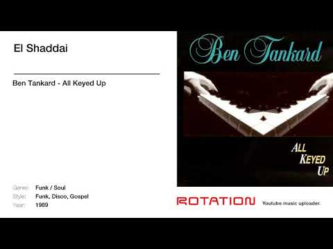 Ben Tankard - El Shaddai