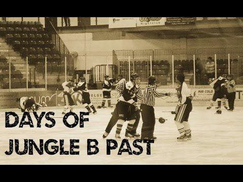Days Of Jungle B Past - A Junior B Hockey Fights (NEAJBHL) Montage