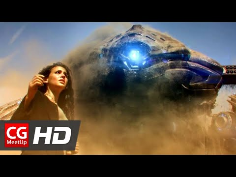 "CGI Sci-Fi Action Short Film ""Seam The Film"" by Elan Dassani and Rajeev Dassani at Master Key Films"