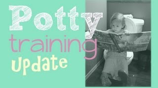 Potty Training Update
