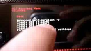 access recovery mode on a psp with custom firmware