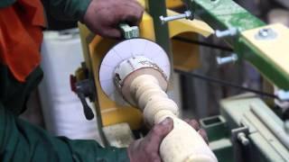 Станок токарно-фрезерный с копиром. Ножка 2.(, 2011-10-04T18:06:25.000Z)