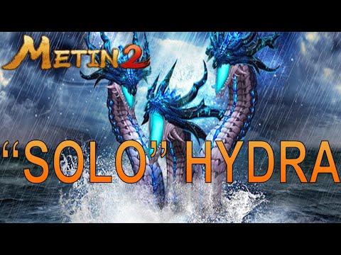 """""""SOLO"""" HYDRA -"""