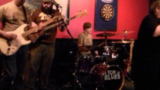 Nick Clark jamming with a TON OF BLUES