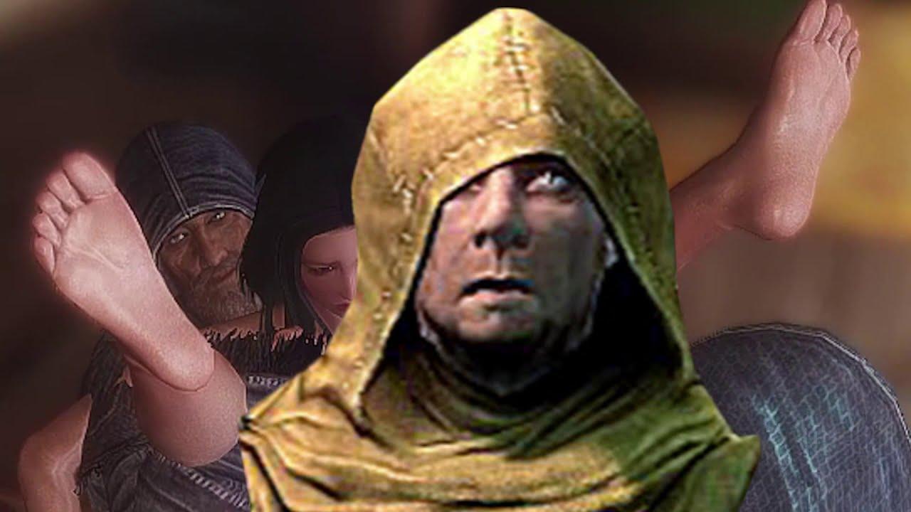 Eager NPCS - Skyrim Loverslab Mods #17