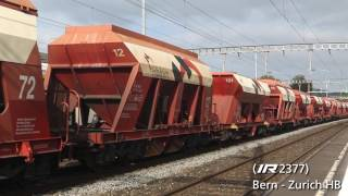 Swiss Rail - An afternoon at Rupperswil - Part 2