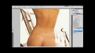 Repeat youtube video How to make someone naked in photoshop!