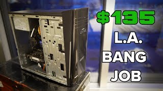 Here's How I Built a GTX 1050 Gaming PC for $135....!