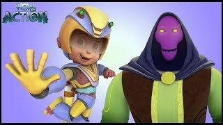 Hindi Kahaniya | Vir: The Robot Boy | Hindi Cartoon Video| Moral Stories for Kids | Alien Pedro