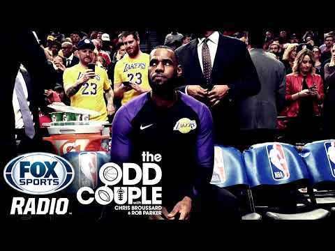 NBA - How Can LeBron James Look So Apathetic While The Lakers Struggle?