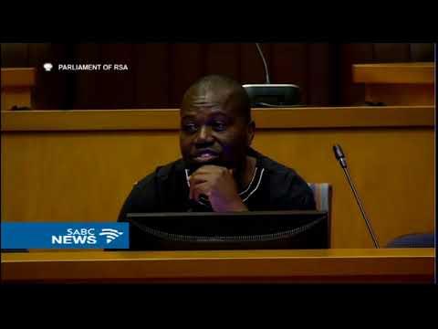 Parliament cautioned after Ben Martins, Transnet incidents