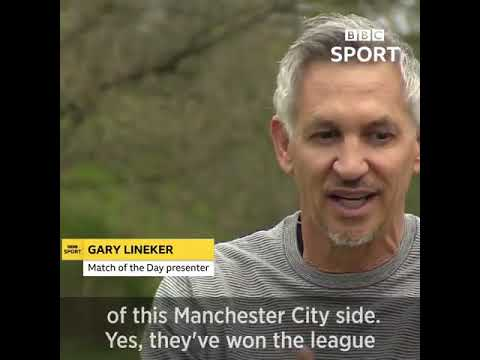 English game will 'always be grateful' for Pep Guardiola - Gary Lineker