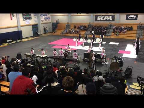Flux - Adolfo Camarillo High School Drumline 2/1/2014