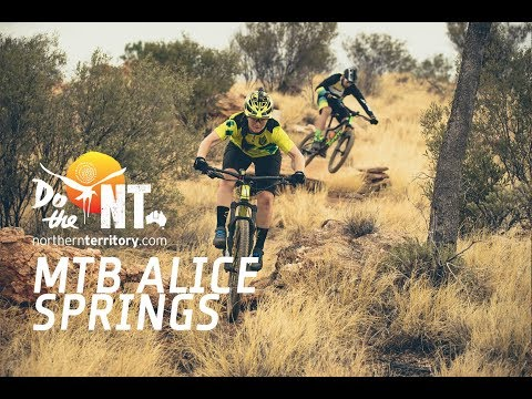 Ride the Red Centre: MTB Alice Springs, Northern Territory, Australia