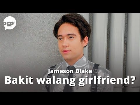 So, Bakit Nga Wala Pang Girlfriend Si Jameson Blake?