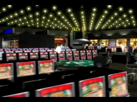 Casino Model Animated
