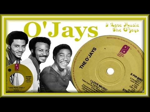 The O'Jays - I Love Music Pt.1 [3:37] [Philadelphia Int. S-PIR3839] [1975]....