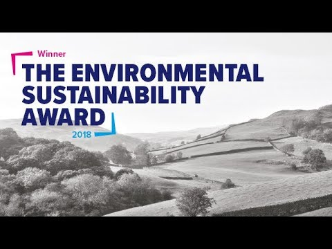 Nestle UK win the Environmental Sustainability Award