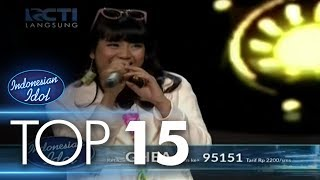 GHEA - DEAR FUTURE HUSBAND (Meghan Trainor) - TOP 15 - Indonesian Idol 2018
