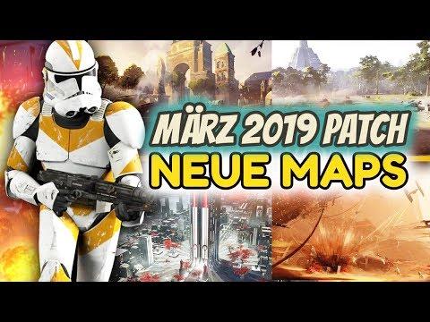 ENDLICH NEUE MAPS & WAS IST MIT POD RACING?!   Star Wars Battlefront II thumbnail