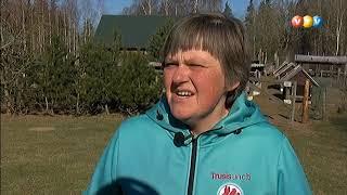Vidzemes TV: Vidzemnieki. Ingūna Valdmane (27.04.2019.)