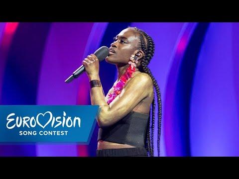 "Ivy Quainoo - ""House On Fire""   Eurovision Song Contest   NDR"
