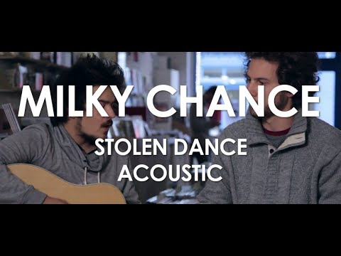 Milky Chance - Stolen Dance - Acoustic [ Live in Paris ]