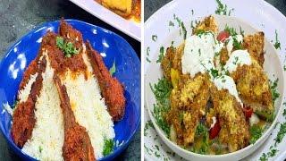 دجاج بالجبنة والزعتر - ريش ضاني تندوري و وصفات أخرى | الشيف الحلقة كاملة