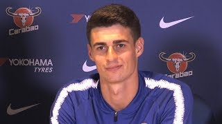Chelsea Unveil Record Signing Kepa Arrizabalaga - Full Press Conference