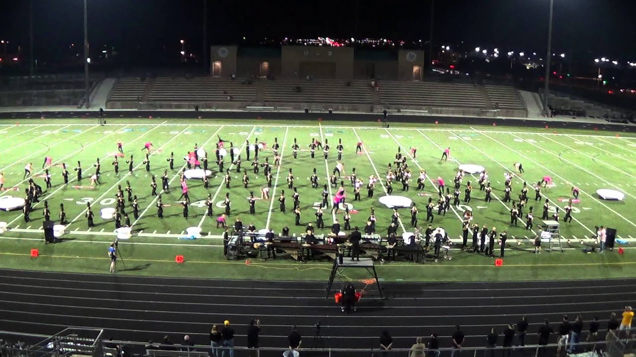 Blue Valley High School Marching Tigers Quot In The