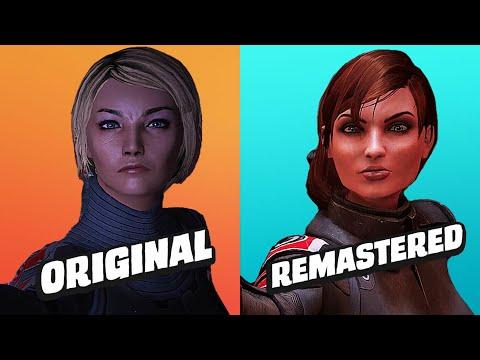 Mass Effect Legendary Edition Has HUGE Changes