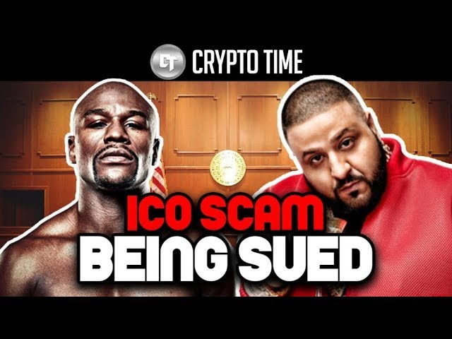 Floyd Mayweather & DJ Khaled Helped ICO Raise $32 Million! (Getting Sued)