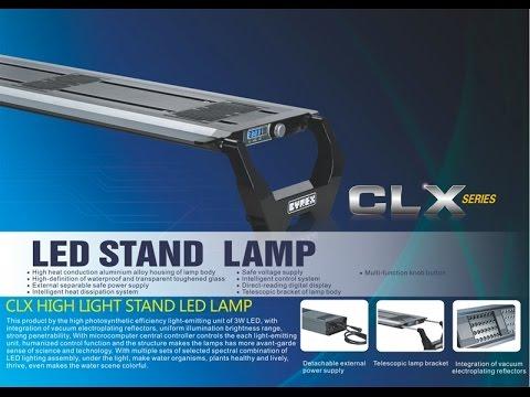 LED CYREX CLX