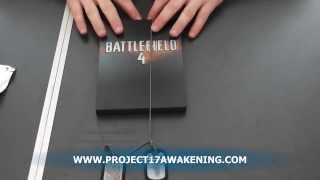 battlefield 4 deluxe edition steelbook review pc with dog tags unboxing