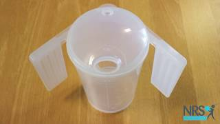 Feeder Cup With Twin Handles - Wide Spout Review
