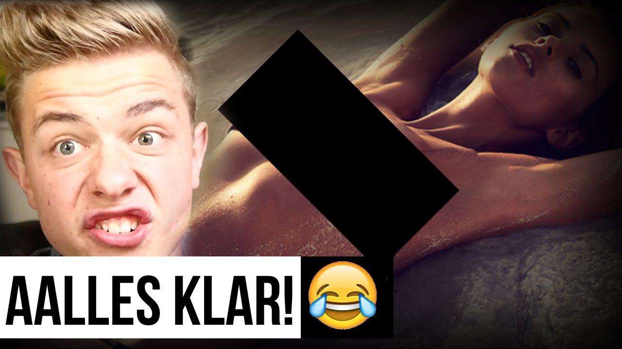 SCHWARM SIEHT MICH NACKT - Aaaalles klar! | JONAS - YouTube