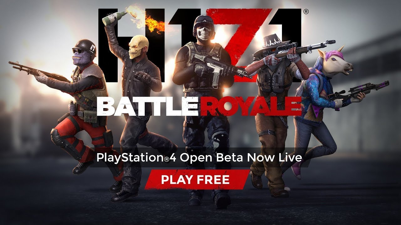 H1Z1: Battle Royale Full Release Coming Soon! - New Battle