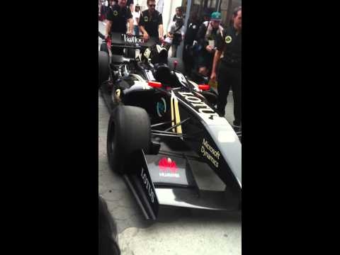 Globe Stripstream 2.0 Marlon Stockinger F1 Racing Car