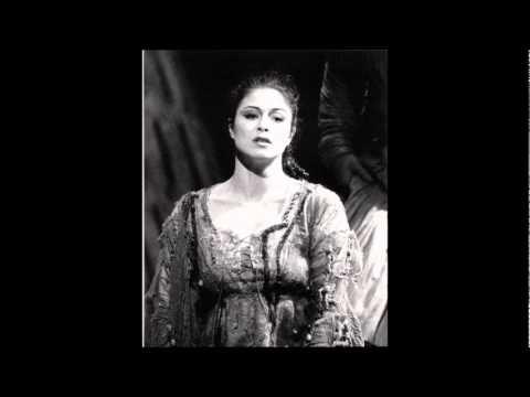 """Anna Caterina Antonacci - Porgi la destra amata... - """"Mosè in Egitto"""" (London, 1994)"""