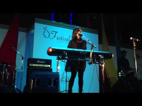 Kikan - Tanah airku live @ Indonesia Fest Ropponggi JAPAN