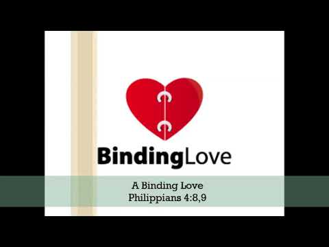 Greater Works Church: Pastor Mike: BINDING LOVE GWCC 2 07 18