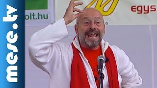 Levente Péter - Gryllus Vilmos: Sapkadal (gyerekdal, koncert részlet) | MESE TV