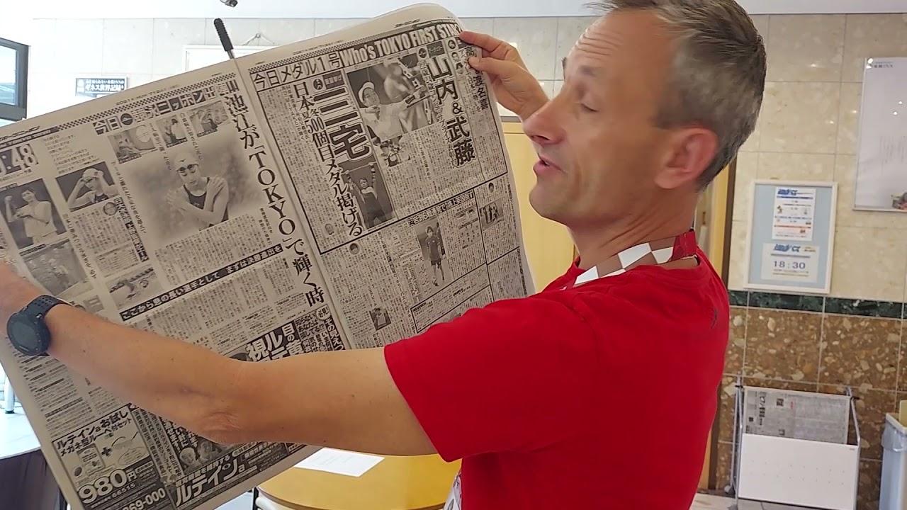 Przejrzeliśmy gazety w Tokio. Tego się nie spodziewaliśmy. Trochę szok...  FAKT.PL