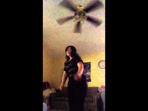 Me dancing to nobody like you by Cymphonique ft Jacob latimore